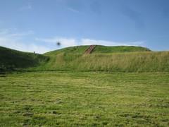 Cahokia Burial Mounds