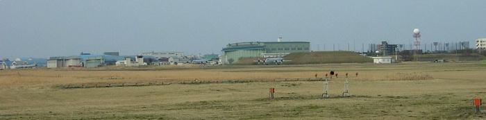 American Military Base in Sakuragaoka