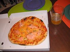 Pizza Noruega