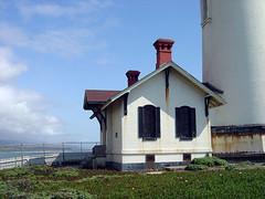 Haus des Leuchtturmwärters (?)