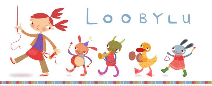 Loobylu: Clarie Robertson