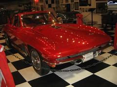 1964 New York World's Fair Mitchell Styling Corvette