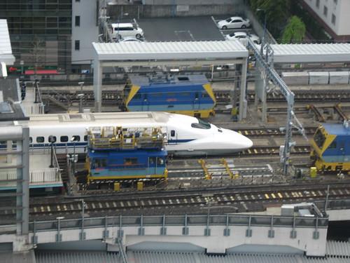 Kyoto - Shinkansen