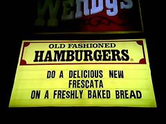 DO A DELICIOUS NEW FRESCATA ON A FRESHLY BAKED BREAD