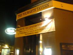 The Polwarth Tavern exterior, Edinburgh