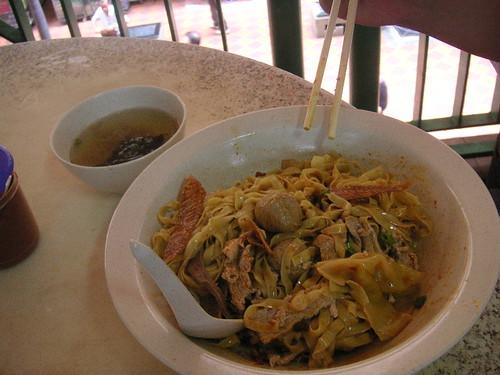 Tai Wah Pork Noodle!
