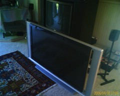 Scoble's new Sony HDTV