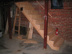 The New Stairs