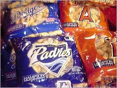 Padres-Branded Peanuts