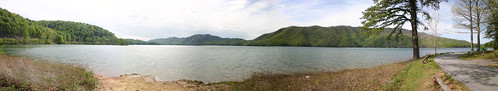 Watauga Lake - Panorama
