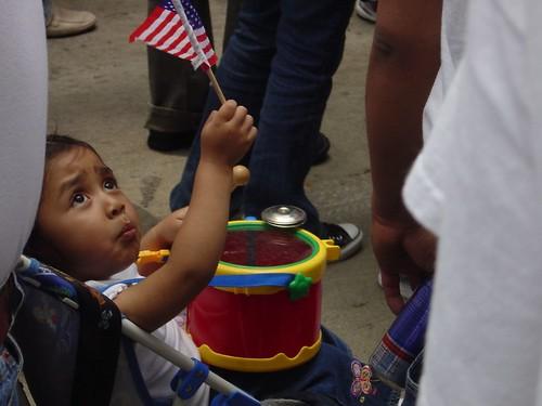 A proud American