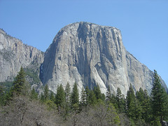 Yosemite - Mountain