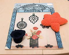 Wrought Iron Crochet