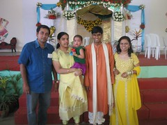 Siddharth mama's wedding