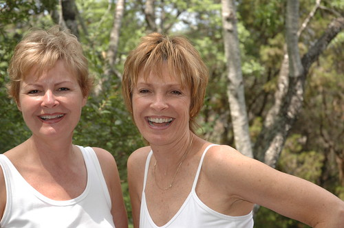 Cathy and Trudy