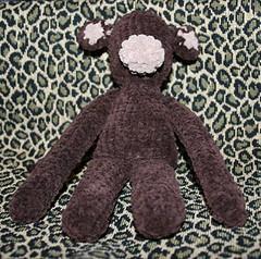 Monkey front