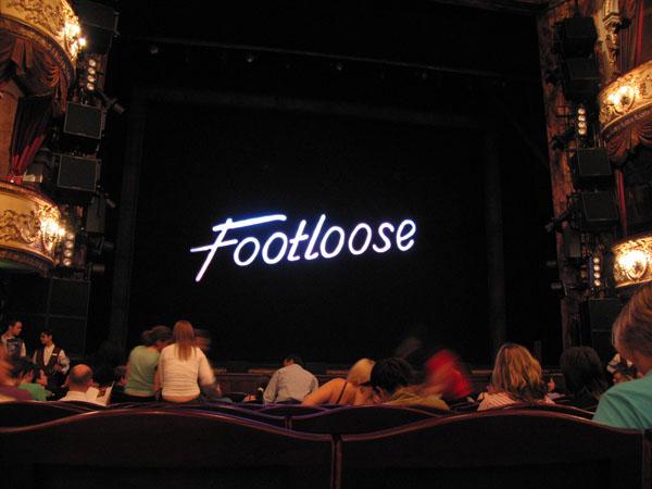 West End: Teatros, musicales y Footloose