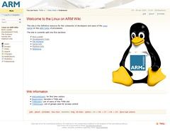 Linux on ARM Wiki