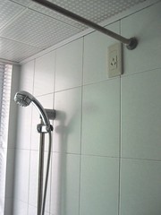 Socket in Shower