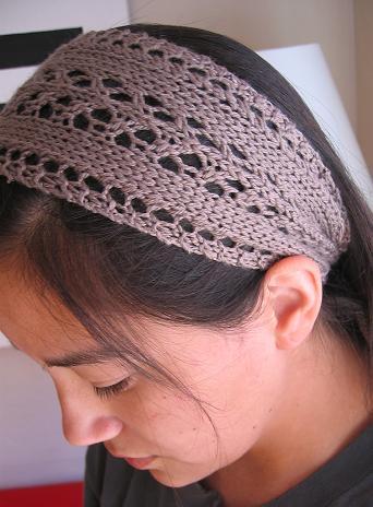 2c38c7d33ac sock prØn.  Molly s Headband finished