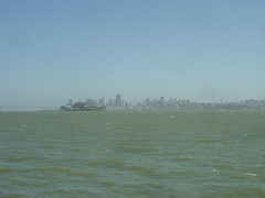 Alcatraz / SF Skyline