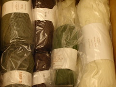 new yarn from knitpicks!