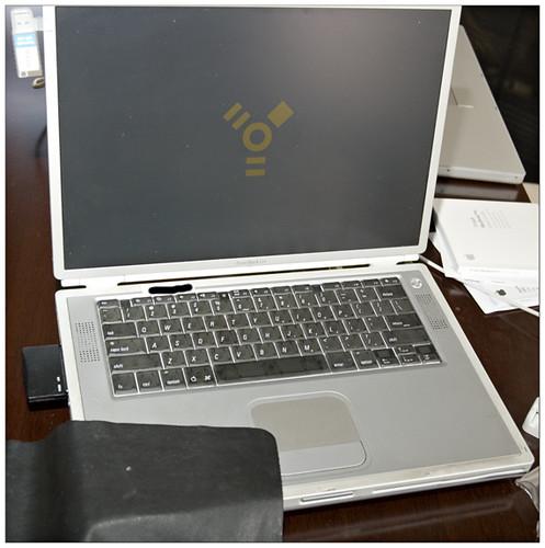 G4 TiBook 400