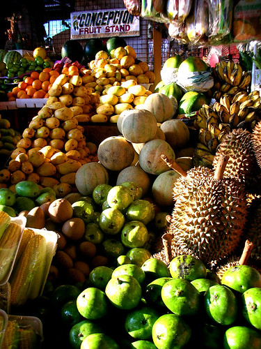 concepcion fruit stand