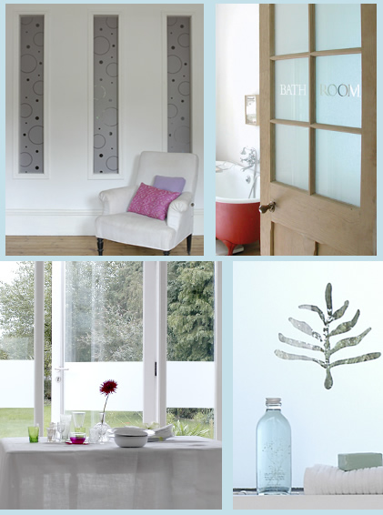 Brume   Frosted Window Film!