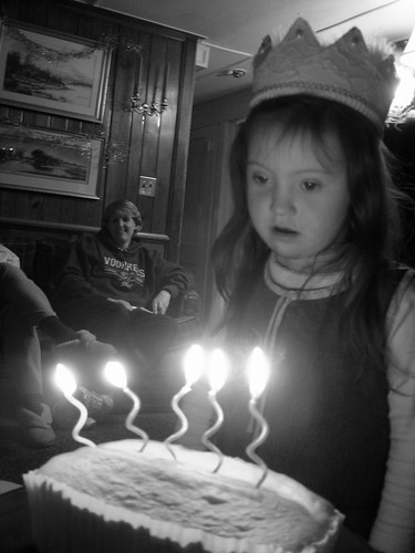 Happy 5th Birthday Sweet Girl