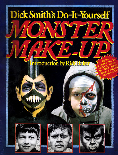 Dick Smith's Do-It-Yourself Monster Make-Up