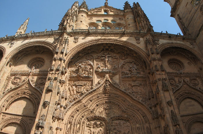 Cathedral West Portal