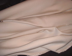 silk wedding fabric