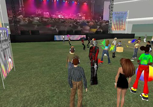 big weekend in second life