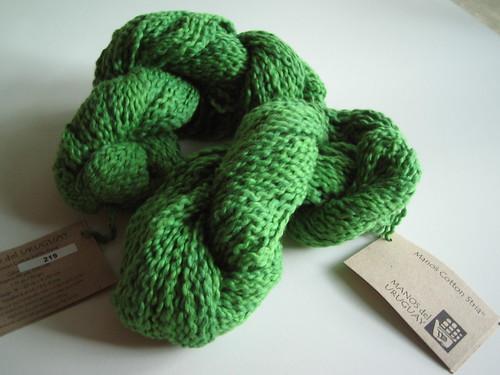 Green Manos