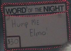 Hump Me Elmo