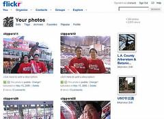 flickr改版