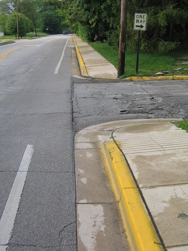 Grant Street Bike Lane