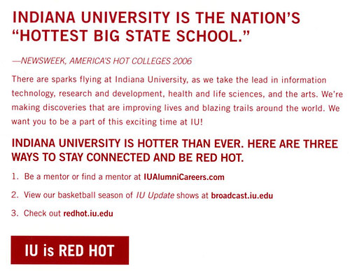iu is red hot