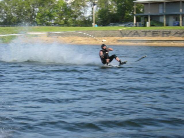 chuck landing