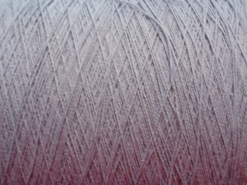 Lace Weight Wool!  Blue