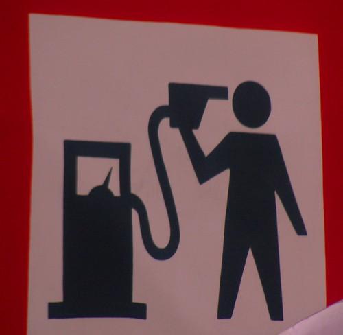 petrolio dannoso