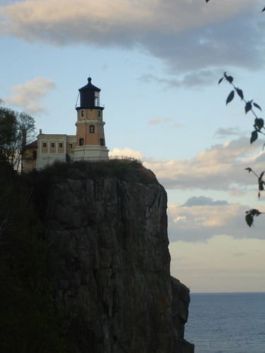 Split Rock Lighthouse from Tram landing (9)