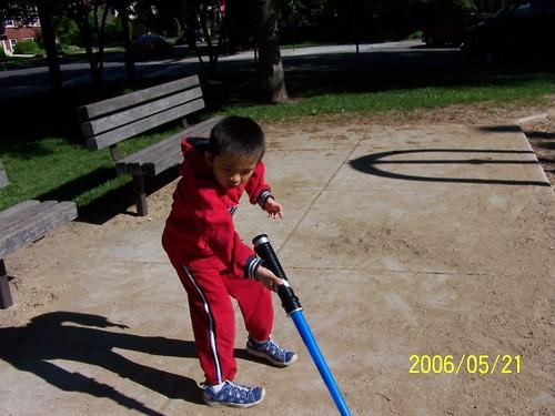 Benjamin the Jedi