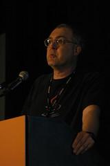 Deron Johnson at LG3D BOF, JavaOne 2006