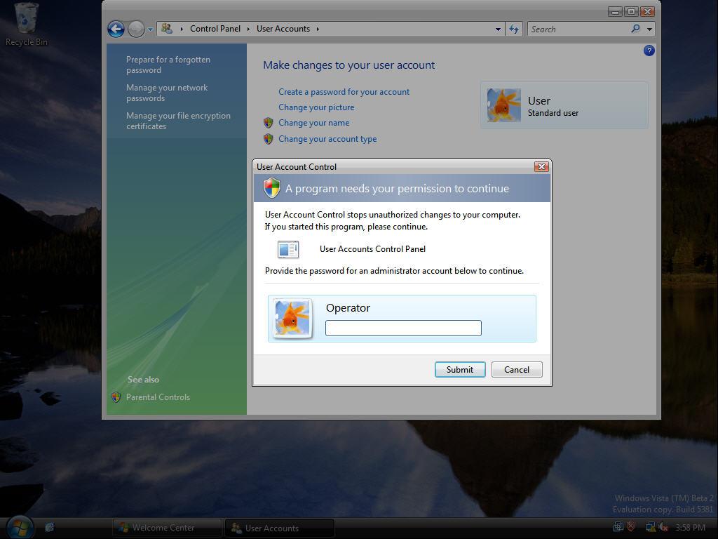 Windows Vista se despide
