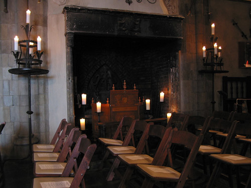 Hammond Castle - interior