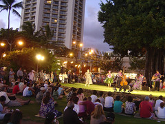 Kuhio Beach - Dancing V