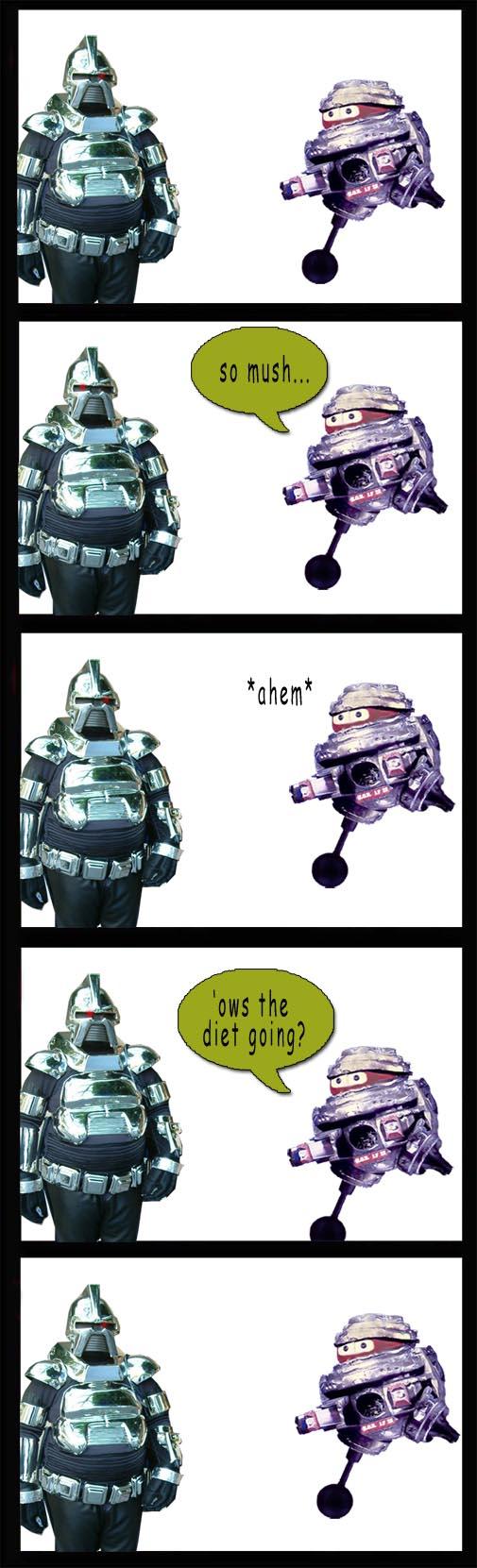 Dalek & Borg 30a