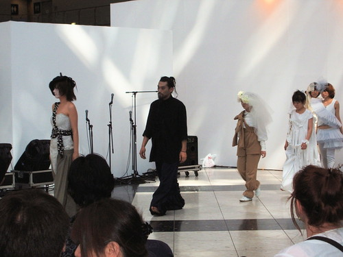 More of the Fashion Show